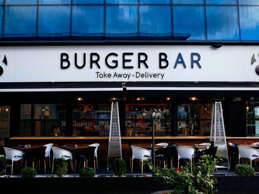 Restaurante Burger, Puerto Banus