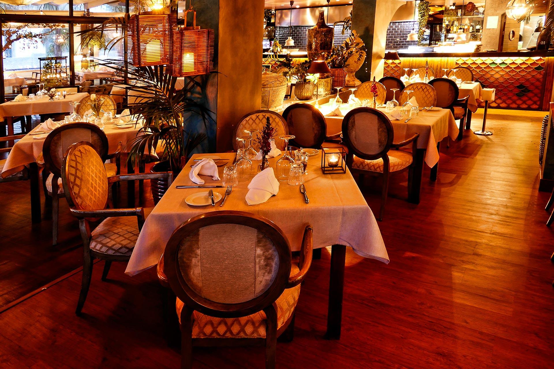 Restaurante Sutton, Marbella | Grupo Diezma Marbella